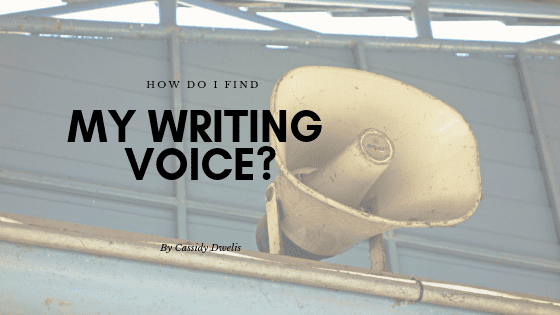 How do I find my writing voice?