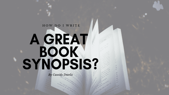 How do I write a great book synopsis?