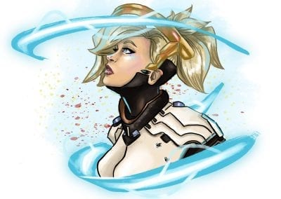 mercy overwatch portrait